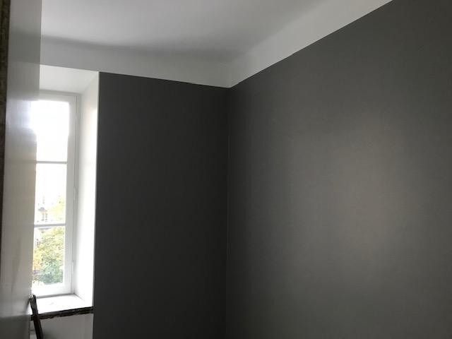 Målning lägenhet Vasastan